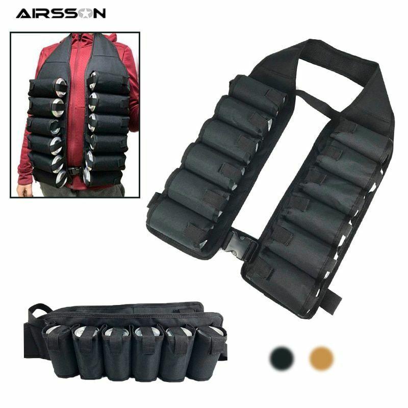 Bottle Holster Waist Beer Belt Bag Can Holder Outdoor Camping Hiking Climbing