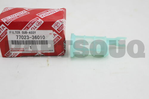 FUEL SUCTION TUBE 77023-36010 7702336010 Genuine Toyota FILTER SUB-ASSY