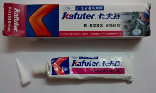 BTREE KAFUTER THERMAL PASTE WITH HEATSINK GLUE 80g  NEW available at Ebay for Rs.475