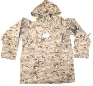 NWU-Type-II-Small-Short-AOR1-Jacket-Desert-Digital-Goretex-Parka-NAVY-SEAL-NSW