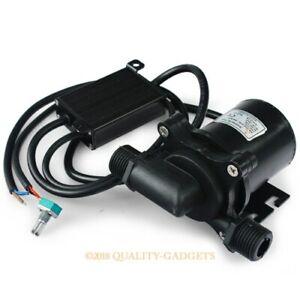 Ölpumpe Wasserpumpe Schmutzwasserpumpe Gartenpumpe 24V DC Pumpe DC50F-24150A