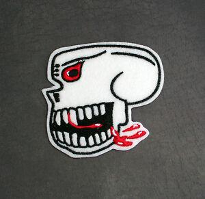 Burma-Banshees-Skull-Patch-West-Sew-Iron-On-WW2-Plane-Nose-Art