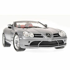 MINICHAMPS 2007 MERCEDES SLR MCLAREN ROADSTER GREY 1:18**New Stock**
