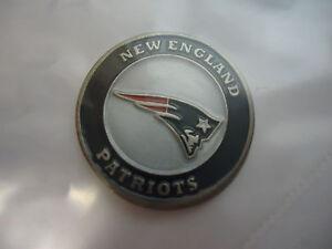 e34779e33bf Image is loading New-England-Patriots-Golf-Ball-Marker