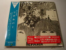 "THE BEATLES ""Revolver"" Japan mini LP SHM CD   1st Press"