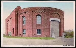 STATE-COLLEGE-PA-Live-Stock-Judging-Pavilion-Postcard