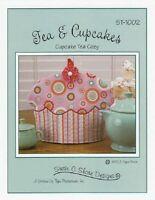 Tea & Cupcakes Susie Shore Designs Cupcakes Tea Cozy