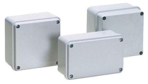 100x100x50mm Industriegehäuse Abzweigdose Verteilerkasten Schaltschrank JS7600