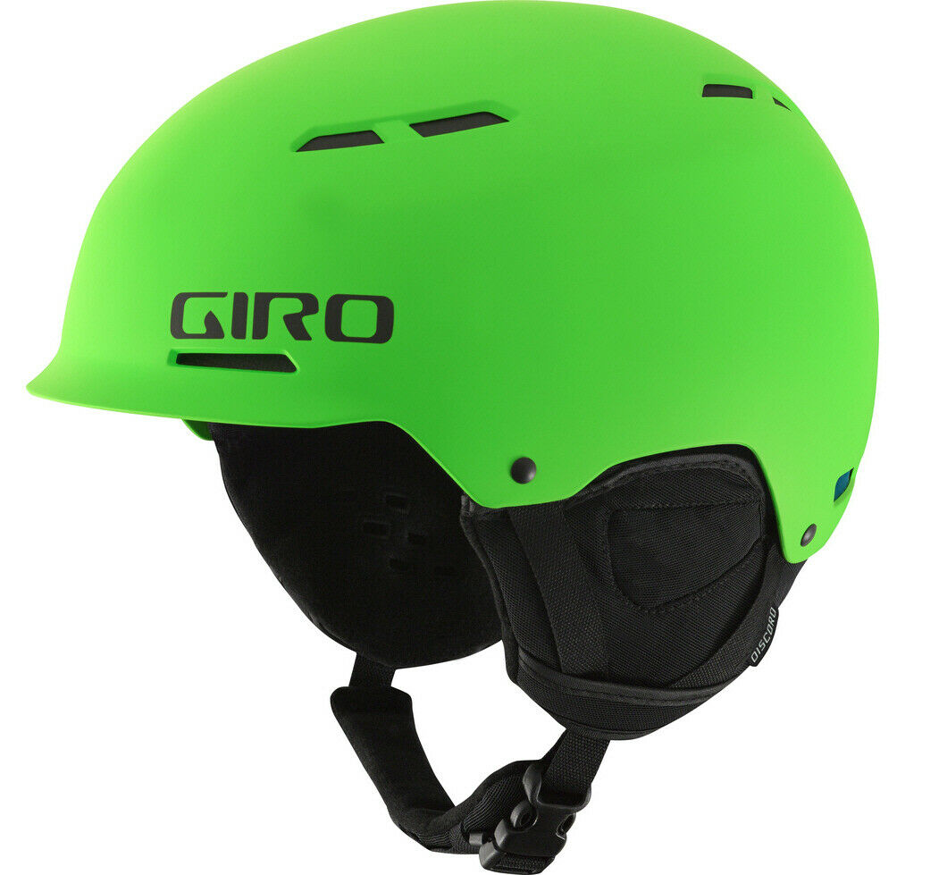Giro Discord Sci Snowboard Casco MAT BRIGHT verde 240066