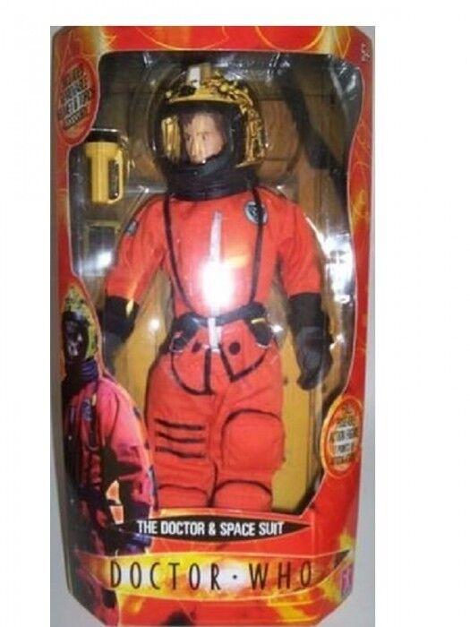 Figura En Spacesuit 12  Doctor Who Tennant 10th Nuevo  Raro David