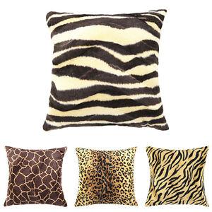 Am-KQ-EP-Animal-Leopard-Tiger-Print-Pillow-Case-Sofa-Home-Decor-Throw-Cushion