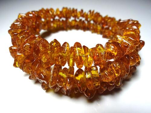Natur-honig Baltischer Bernstein Halskette und Armband