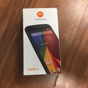 Inbox New Motorola MOTO G (2nd Gen.) 8GB Black (GSM Unlocked) Smartphone XT1064
