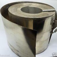 Nickel Silver Sheet/Foil 0.15/0.2/0.25/0.3mm thick.Choose Width & Lengths