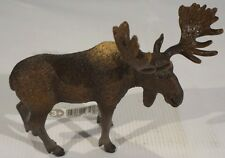 New Schleich Moose Bull Toy Figure Part #: 14619