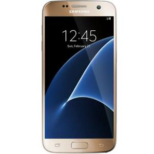 Samsung-Galaxy-S7-32GB-Gold-GSM-Unlocked-AT-amp-T-T-Mobile-Smartphone