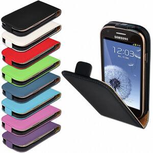 Samsung-i8190-Galaxy-S3-mini-Flip-Tasche-Case-Schutzhuelle-Cover-Huelle-Etui