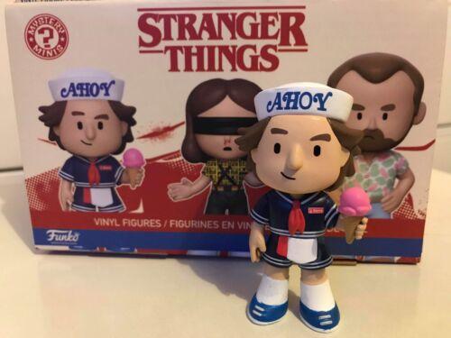 Mystery Minis TV des choses bizarres-Steve avec crème glacée saison 1//12 3 Funko Ahoy