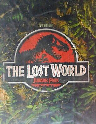 The Lost World Jurassic Park 1997 Jeff Goldblum Julianne Moore Vince Vaughn 683904700858 Ebay