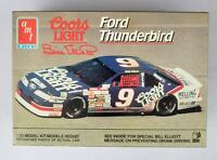 Amt Coors Light Bill Elliott Ford Thunderbird 1/25 Scale Model Complete