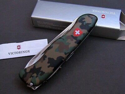 Amichevole Coltellino Svizzero, Victorinox Forester Mimetico, Swiss Army Knife-