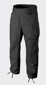 Helikon-Tex-SFU-Next-Tactical-Combat-Outdoor-Pants-Army-Pants-Black-Medium-Reg