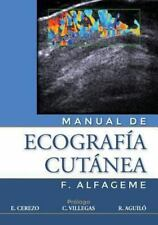 Manual de Ecografia Cut�nea by F. Alfageme (2013, Paperback)