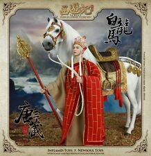 Inflames X NEWSOUL Jurney To The West Tang Monk & White Dragon Horse 1/6 FIGURE