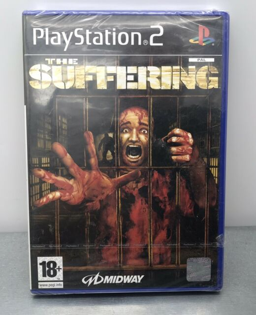 Jeu Video Playstation 2 PS2  The Suffering PAL FR Neuf sous blister