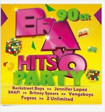 Artikelbild CD-Bravo Hits Party-90er Various, NEU&OVP