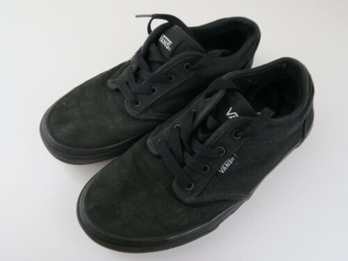 Unisex Top para o Canvas Trainers Low 0 Style mujer 4 Negro Tama Uk Vans Hombres SEnqUF1g1