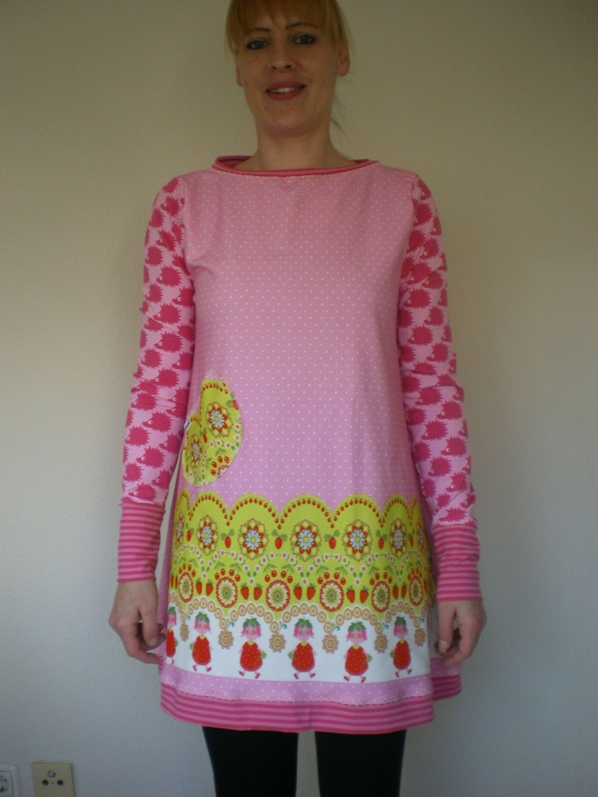 Tunika Ballonkleid Kleid Dawanda etsy Gr S M M M 36 40 Handmade Jersey MonaArt | Verrückter Preis, Birmingham  | München Online Shop  | Online Outlet Shop  c084e3