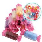 10pcs Mignon Lollipop Coton Gant De Toilette Serviette Cadeau Fête naissance