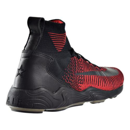 Uomo zoom numero 9 scarpe nike zoom Uomo volubile 852616 600 rosso / nero nuovo calcio bc2f8f