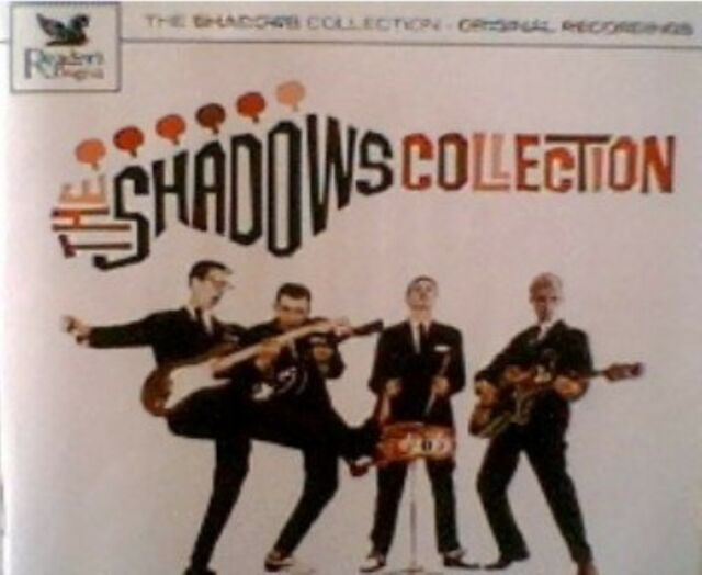 The Shadows Collection - 3 Cd box set of original recordings New Music Audio CD