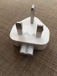 Genuine Apple 3 Pin Plug Adapter 25A 250V 6076315 Volex BS 5733A - London, United Kingdom - Genuine Apple 3 Pin Plug Adapter 25A 250V 6076315 Volex BS 5733A - London, United Kingdom