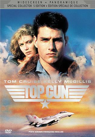 Top Gun (DVD, 2011, Special Collector's Edition, 2 DISCS)  VG+ TO NEAR EXCELLENT