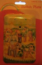 My Little Poney Tin Light Switch Plate Cover NEW in Package