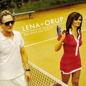 """Lena Philipsson & Orup - """"Nu När Du Gått"""" - 2008"""
