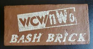 Wcw-Nwo-Bash-Brick-Original-Foam-Wrestling-Gimmick-Wwf-Wwe-Ecw-Aew-Souvenir-Rare