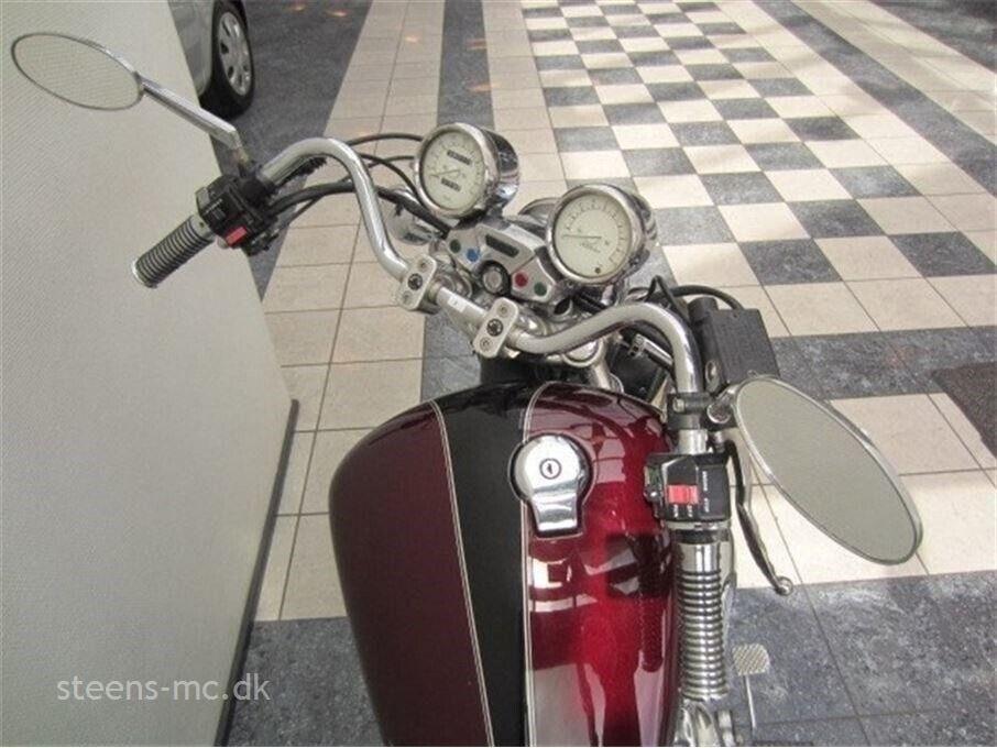 Yamaha, XV 750 Virago, ccm 0