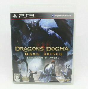 Sony ps3 Playstation-Dragon 's Dogma Dark entstanden Capcom japanische Version