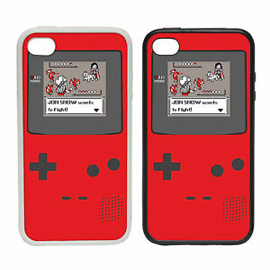 Jon-Snow-Wants-To-Fight-Rubber-and-Plastic-Phone-Cover-Case-Parody-Design