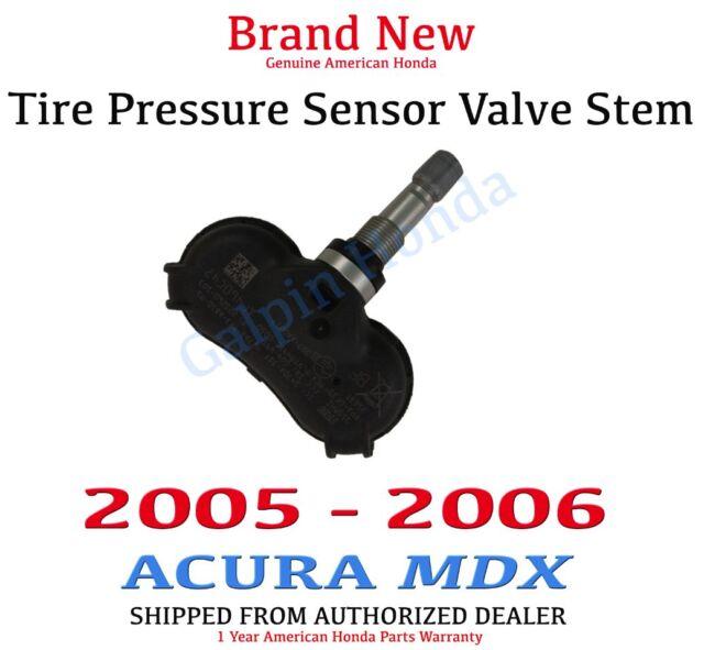 2006 Acura MDX Genuine OEM Tire Pressure Sensor