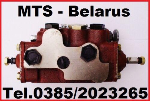 Mts Belarús bloque de control impuesto corredera hidráulica regelhydraulik debajo del asiento