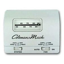 Coleman Air Conditioner Heat Cool Wall Thermostat RV 7330G3351
