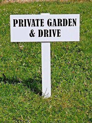 """""""giardino Privato & Drive"""" Heavy Duty Abs Super Forte,- Aspetto Bello"""