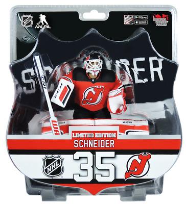 Cory Schneider New Jersey Devils Imports Dragon Figure NIB NHL Hockey Goalie | eBay