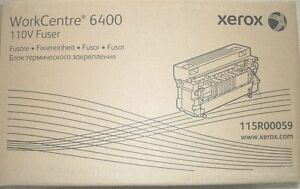 NEW Genuine Xerox WorkCentre 6400 110V FUSER 115R00059 OEM