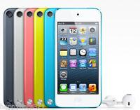 Apple Ipod Touch 16gb 32gb Mp3 Player, (5th Gen) +1yr Warranty
